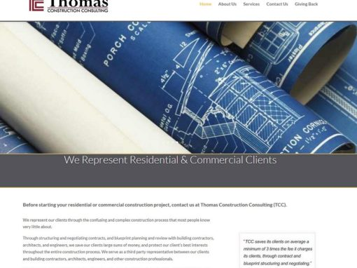 Thomas Construction Consulting