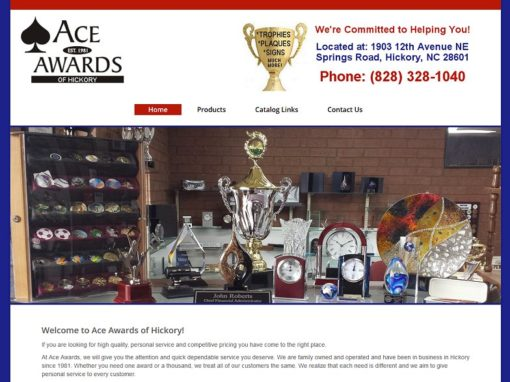 Ace Awards Hickory NC