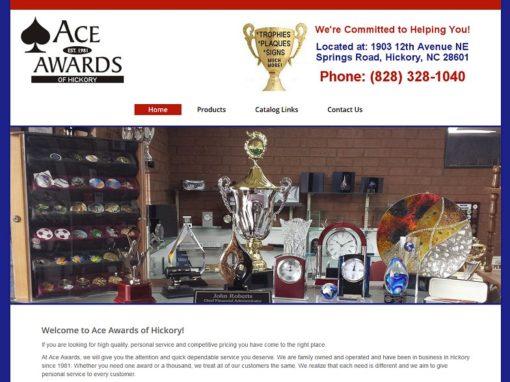 Ace Awards Hickory NC