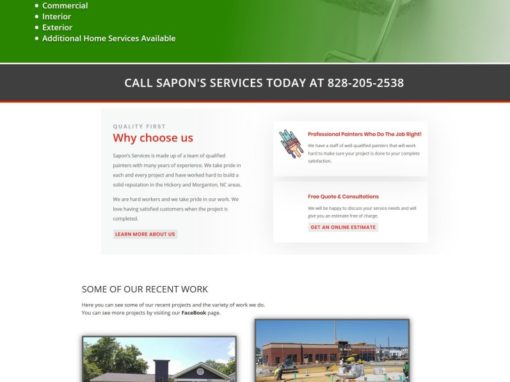 Sapon's Services