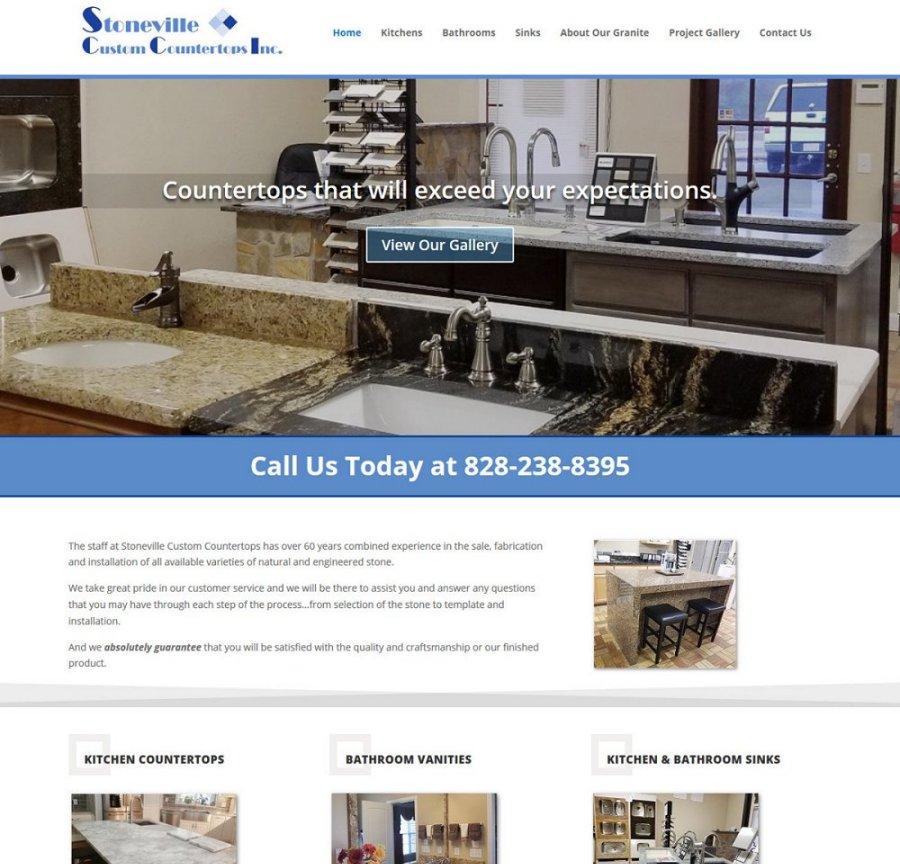 Hickory NC Web Design